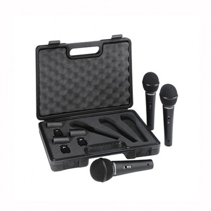 MICROPHONE-SETS