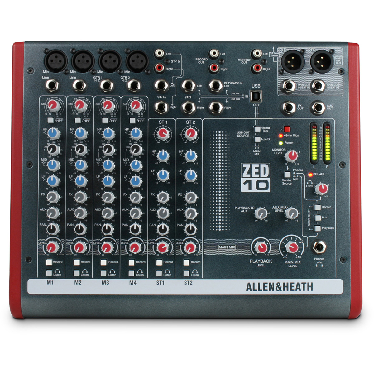 ALLEN&HEATH ZED-10 USB (B-STOCK)