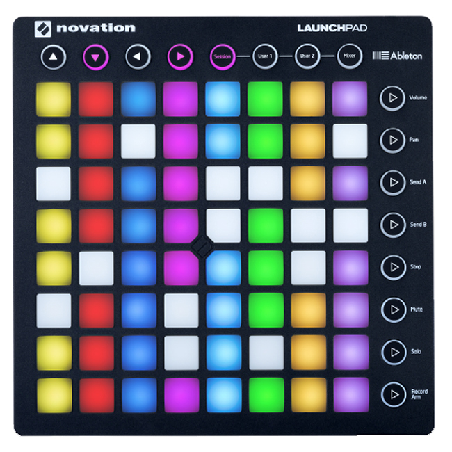 Novation Launchpad MK2 Ableton Midi controller